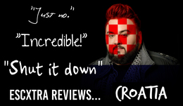 The Xtra Files: We Review Croatia's 'My Friend' by Jacques Houdek!